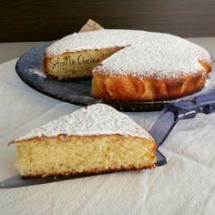 Sfizi in cucina | Torta Soffice allo yogurt bianco | Cake