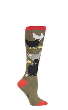 Sock It To Me Which Came First? Chicken and Egg Knee High Socks Sock It To Me http://www.amazon.com/dp/B00M8DCQMW/ref=cm_sw_r_pi_dp_qV65tb020YSFF
