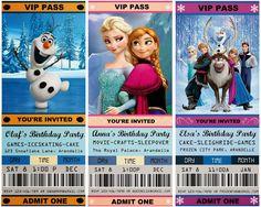 Fiesta de cumpleaños Disney Frozen ( Ideas ) | Base Echo