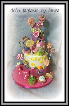 Candys cake