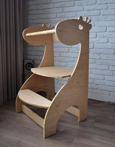 The Original Learning Tower has been carefully designed to provide a secure environment for a childs imagination to be stimulated and blossom. This adjustable-height kids step stool with safety rail is made from quality, solid wood construction and is perfect for your little helper in the kitchen. Its design nurtures a childs innate desire to be independent, and to participate alongside his or her parents and siblings.  FINISHING  All our finishes are environmentally friendly.  We use…