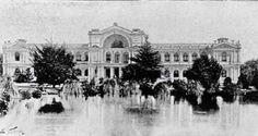 Museo Nacional, Santiago de Chile. 1872-1873
