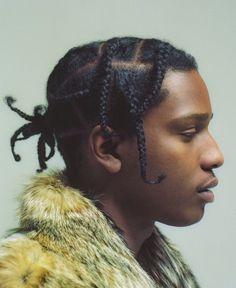 ASAP Rocky on his Spotify {follow @pvjvjritos for NEW pics of ASAP } #asaprocky