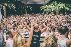 Sven Väth all day long at Destino Ibiza