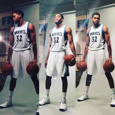 Minnesota Timberwolves Karl Anthony Towns