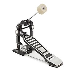 Gear 4 Music Bass Drum Pedal (Mount with Default Beater) Drum Pedal, Gear 4, Ear Protection, Spring Steel, Drum Kits, Percussion, Musical Instruments, Acoustic, Drums