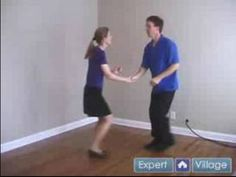 How to Swing Dance : Swing Dancing Combination Moves