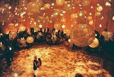 Image result for disco wedding theme