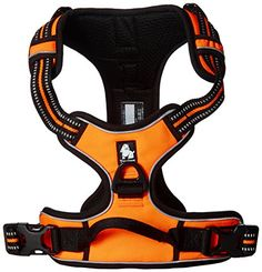 Chais Choice Pet Products 2732 Best Front Range NoPull Dog Harness Large Orange ** You can get more details by clicking on the image.
