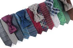 Bow ties  #Fall #Ties #BowTies #PocketSquares