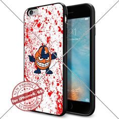 WADE CASE Syracuse Orangemen Logo NCAA Cool Apple iPhone6 6S Case #1579 Black Smartphone Case Cover Collector TPU Rubber [Blood] WADE CASE http://www.amazon.com/dp/B017J7M7V6/ref=cm_sw_r_pi_dp_vQGvwb1EE350W
