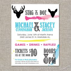 stag tickets template - 1000 images about stag n doe on pinterest stag and doe