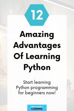 Do you want to learn the Python programming language to start a developer career? If you are new to coding and web development, check out these essential advantages of Python over other popular and powerful programming languages. Find the best free online courses, tutorials, and books to get started with the basics right away. Moreover, Python is an in-demand skill in the tech job market! #python #programming #coding #webdevelopment #tech #careers #mikkegoes