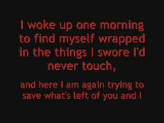 ▶ Sick Puppies - Too Many Words lyrics - YouTube