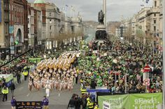9 Things You Didn't Know About St. Patrick: The parades started in America