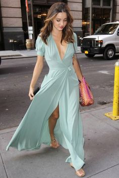 10 Wonderful Maxi Dresses for Summer | Hair Style HuB