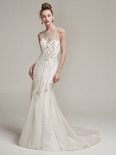 Sottero and Midgley Wedding Dress Syanne 6SW857 Main