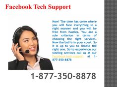 You can avoid FB mayhem completely with our Facebook tech support 1-877-350-8878Feeling chocked because of disastrous FB account, thinking of deleting your account completely. Think twice before you go ahead. We a complete team of diligent experts work 24/7 to make your services at ease. So just call us at 1-877-350-8878 which is our Facebook Tech Support number. http://www.monktech.net/facebook-technical-support-number.html
