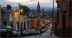 In San Miguel de Allende, Mexico, Worry That New Americans Strain the Town's Charm - NYTimes.com