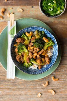 Feel Good Food, Love Food, Clean Recipes, Healthy Recipes, Bbq, Broccoli Pasta, Indonesian Food, Couscous, No Cook Meals