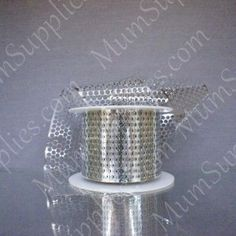 Num.40 Metallic Honeycomb Ribbon