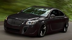 New Buick Grand National