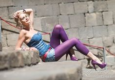 Lady lone Russian: Eugenia from Barcelona, 35 yo, hair color Blond