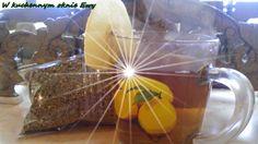 W kuchennym oknie Ewy: Herbatka z czystka