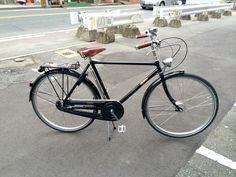 Pashley(パシュレイ)   Sputnik 自転車生活