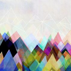 Graphic 104 Art Print by Mareike Böhmer Graphics/Society6