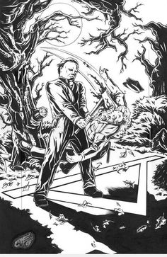 universal movie coloring pages | 1000+ images about Micheal myers on Pinterest | Michael ...