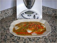 Receta hecha, probada y escrita por Blog Recopilatorio de recetas  Tere y Merchy.  Hoy os presentamos una receta de pescado que es sú...