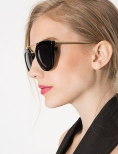 a36a8c930ce black sunglasses Gold Sunglasses