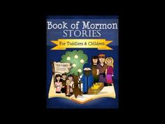 Video and reading of an easy and fun way to teach toddlers and children Book of Mormon Stories. These colorful pages with stories and quizzes make it simple, interactive and keep little ones engaged!