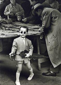 Ramón Masats, Mercado de San Antonio, Barcelona 1955
