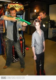 Boondock Saints being awesome.   omg yes!