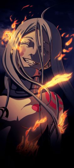 Deadman Wonderland Shiro is one of my fav characters ever