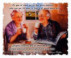 Tarjetitas en Gifs: Es que el amor ya no fue para nosotros...