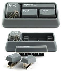 Keyboard Keys - Stationery Set