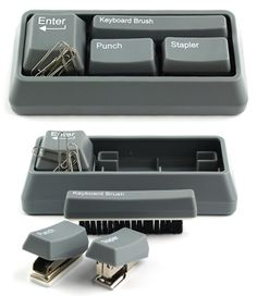 Keyboard Keys - Stationery Set