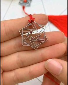 Diy Crafts Hacks, Diy Crafts Jewelry, Diy Crafts For Gifts, Diy Home Crafts, Creative Crafts, Handmade Crafts, Cool Paper Crafts, Paper Crafts Origami, Fun Crafts