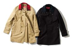 Red Label Tin Cloth Outerwear | Filson for nanamica