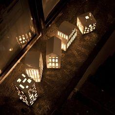 Kahler Urbania Light Houses