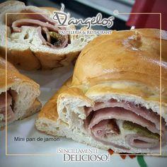 Comparte buenos momentos con sabor a navidad Mini Pan de Jamón para toda ocasión.  Lo encontrarás en nuestros establecimientos de @orinokia_mall y CCC Alta Vista II en Puerto Ordaz.  #SencillamenteDelicioso  #Guayana  #puertoordaz  #gastronomía  #gourmet  #cafe  #catering  #celebraciones  #eventos  #instafood