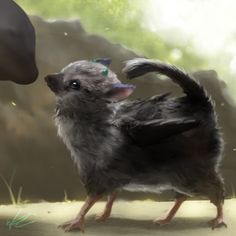 The Last Guardian - Little Trico by Wineye-ll.deviantart.com on @DeviantArt