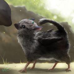 The Last Guardian - Little Trico by Wineye-ll.deviantart.com on @DeviantArt