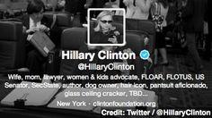 Hillary Clinton Joins Twitter, Sends Playful First Tweet | June 10, 2013