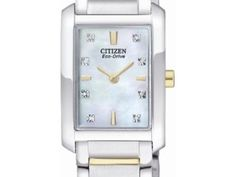 Citizen Ladies Two Tone Watch Was £239.00 | Now £178.95 http://tidd.ly/320c3474