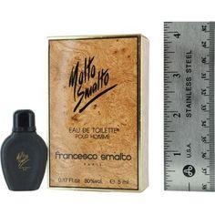 MOLTO SMALTO for Men 5 ml Eau de Toilette Miniature by Francesco Smalto >>> To view further, visit now : Body Care