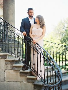 Britta Marie Photography Cantigny Park Film Photography Engagement Session_0024